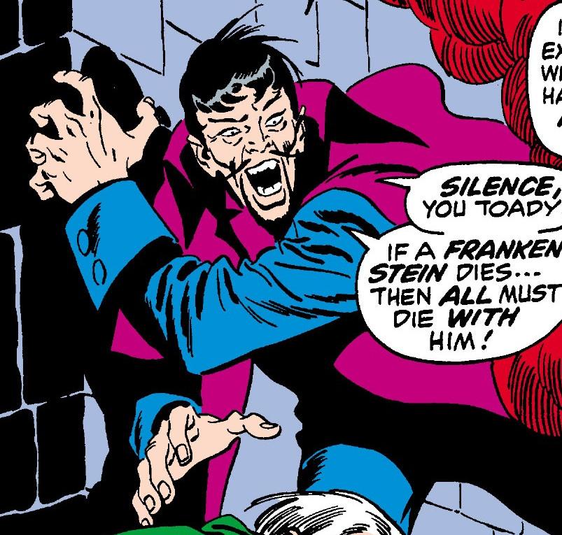 Ludwig von Frankenstein (Earth-616)