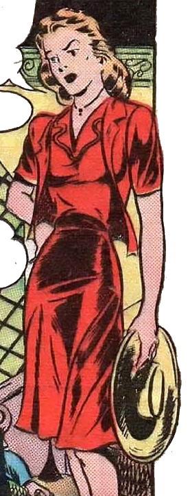 Marion Hughs (Earth-616)