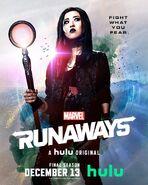 Marvel's Runaways poster 029
