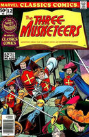 Marvel Classics Comics Series Featuring The Three Musketeers Vol 1 1