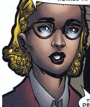 Mary Reilly (Earth-616)