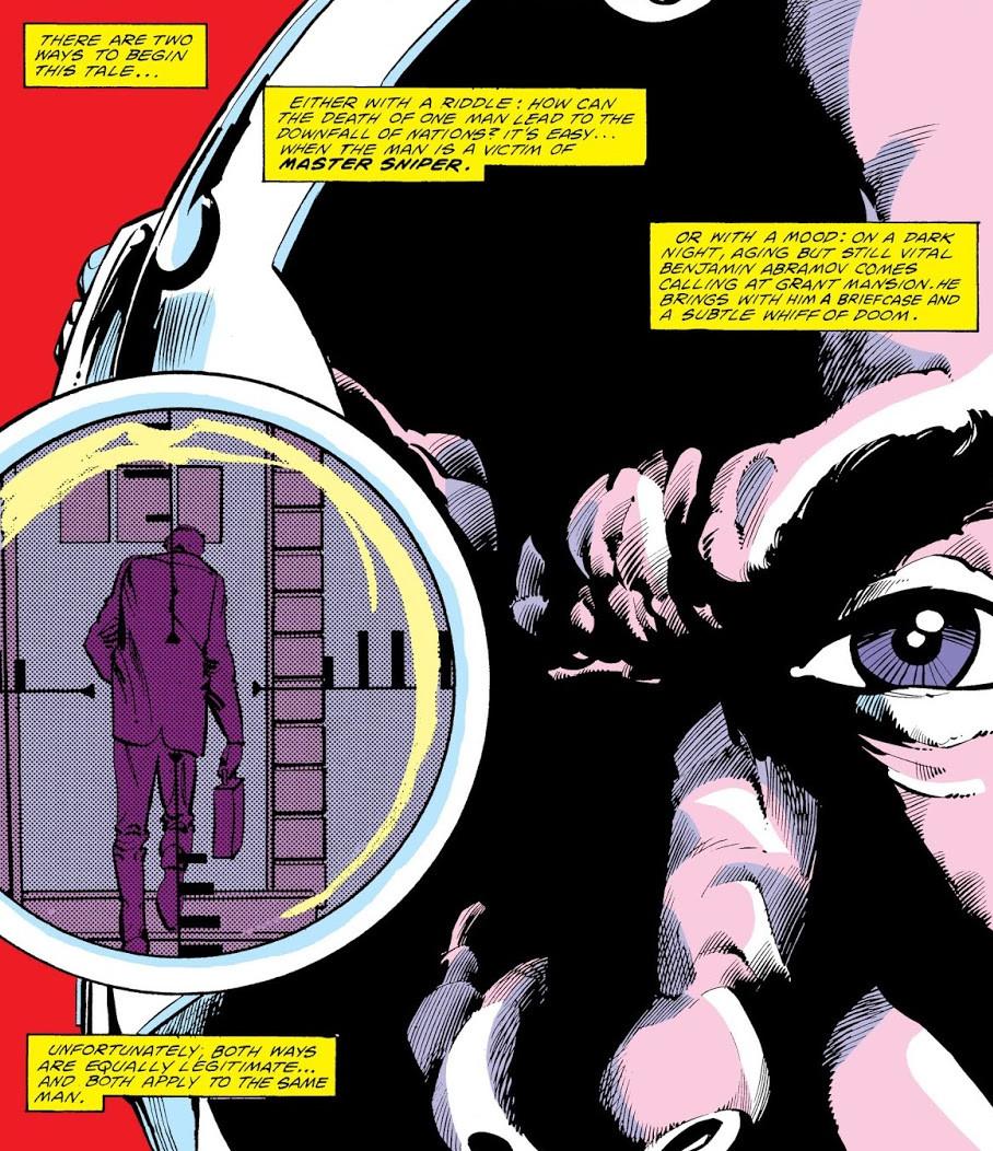 Master Sniper (Earth-616)