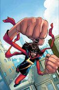 Ms. Marvel Vol 4 33 Textless