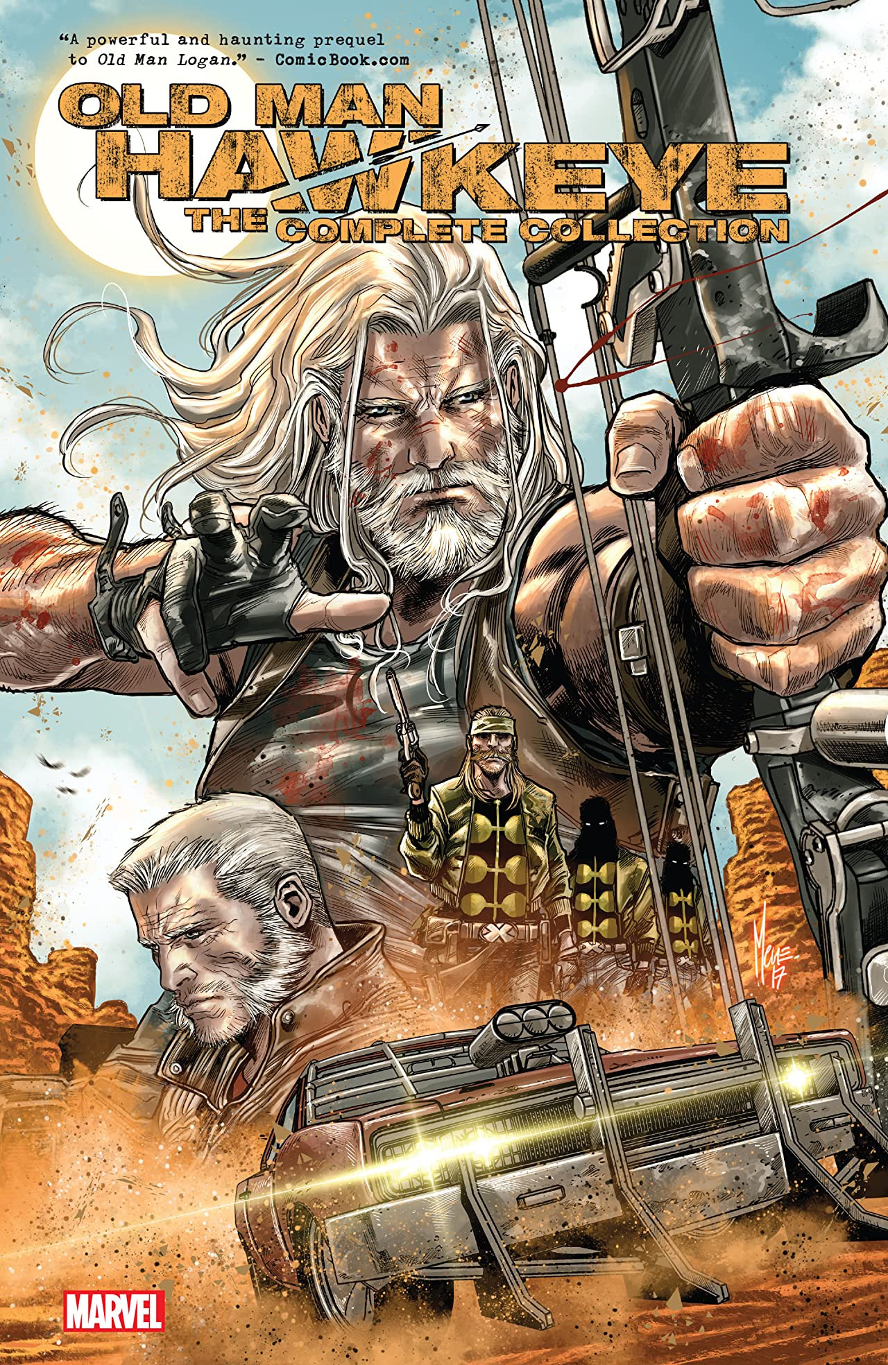 Old Man Hawkeye: The Complete Collection Vol 1 1