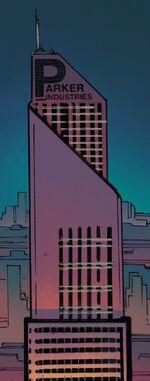 Parker Industries (Warp World) (Earth-616)