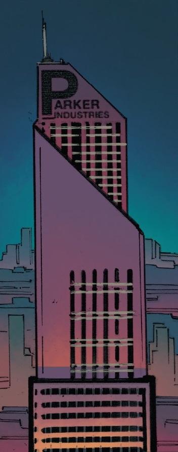Parker Industries (Warp World) (Earth-616)/Gallery