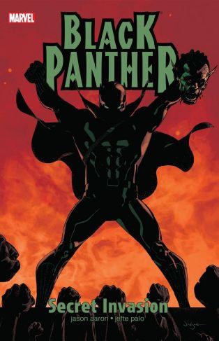Black Panther: Secret Invasion TPB Vol 1