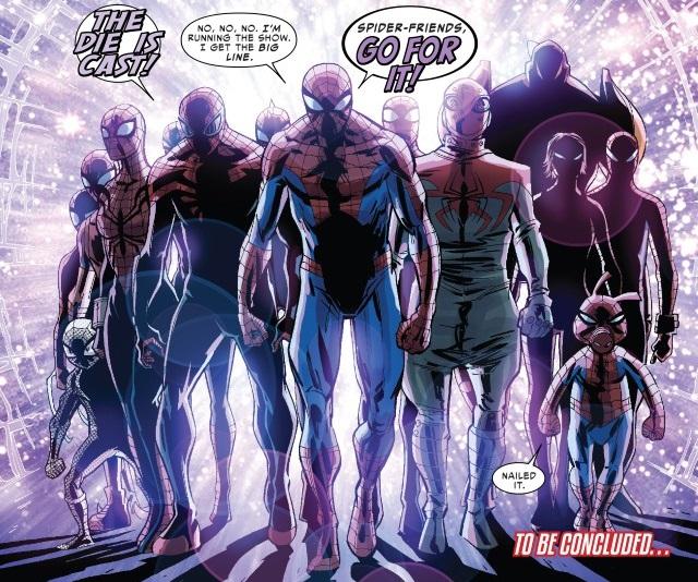 Spider-Army (Multiverse) from Amazing Spider-Man Vol 3 13 003.jpg