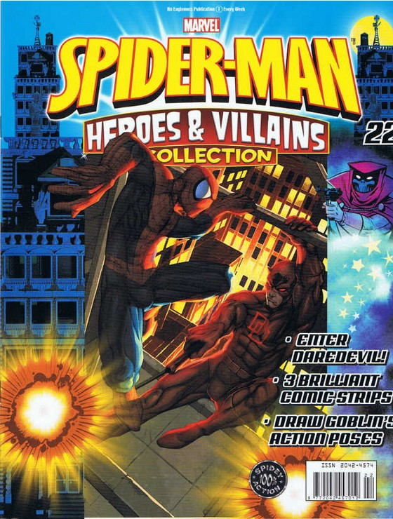 Spider-Man: Heroes & Villains Collection Vol 1 22