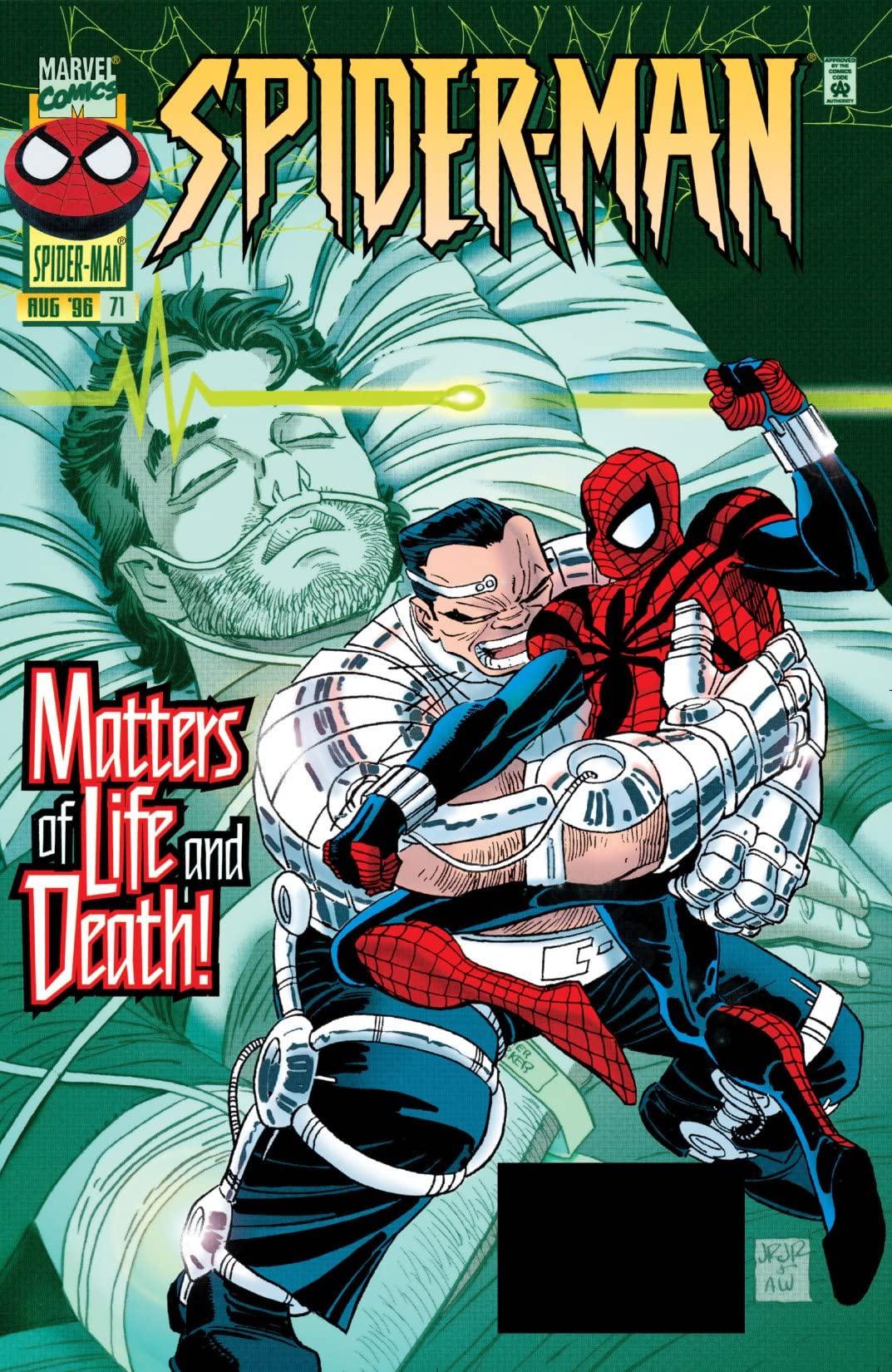 Spider-Man Vol 1 71