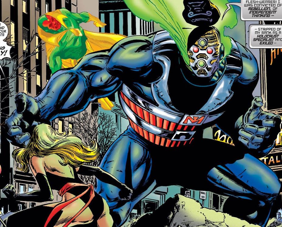 Ten-Thirtifor (Earth-616)