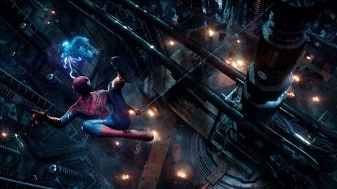 ADour/First The Amazing Spider-Man 2 trailer debuts!