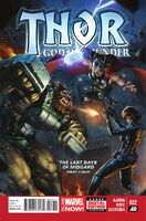 Thor God of Thunder Vol 1 22