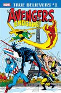 True Believers Avengers - Endgame! Vol 1 1