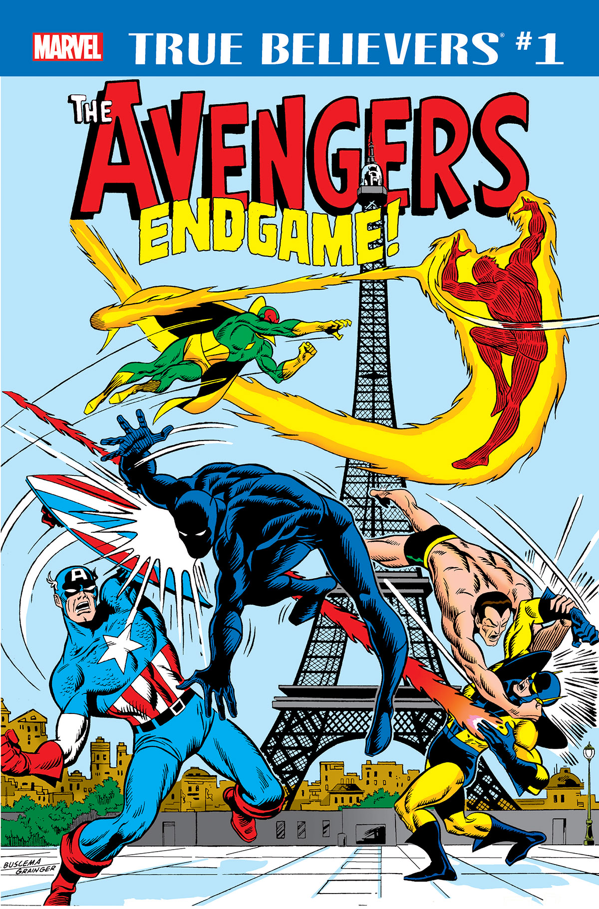 True Believers: Avengers - Endgame! Vol 1 1