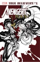True Believers Avengers - Ronin Vol 1 1