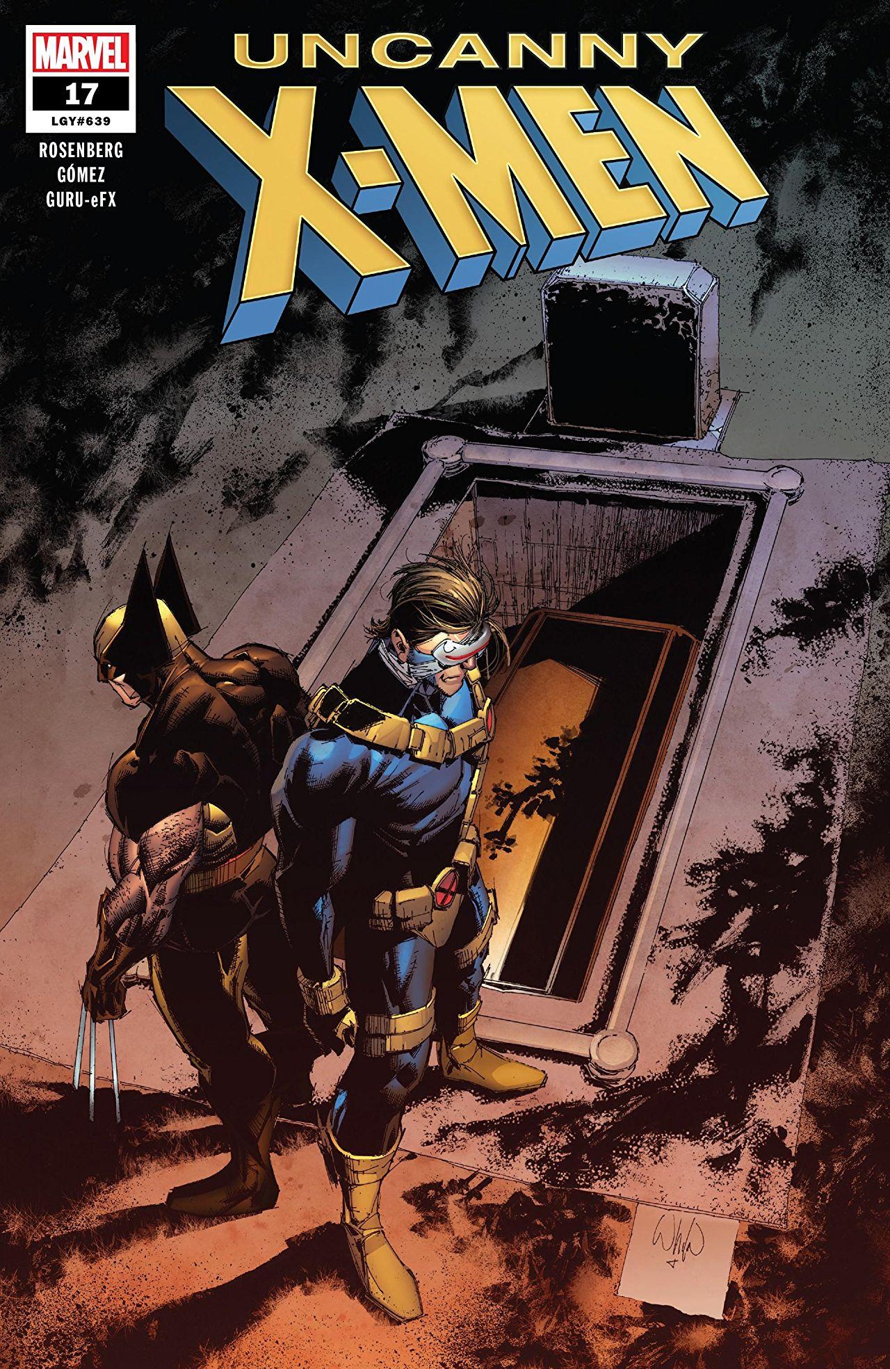 Uncanny X-Men Vol 5 17