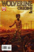 Wolverine Origins Vol 1 10 Variant Suydam