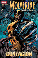 Wolverine The Best There Is - Contagion Vol 1 1