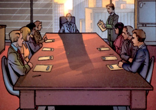 Worldwide Investment Corporation (Earth-616)/Gallery