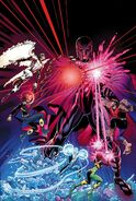 X-Men Blue Vol 1 2 Textless