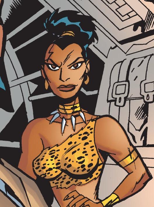Zawadi (Wakandan) (Earth-616)