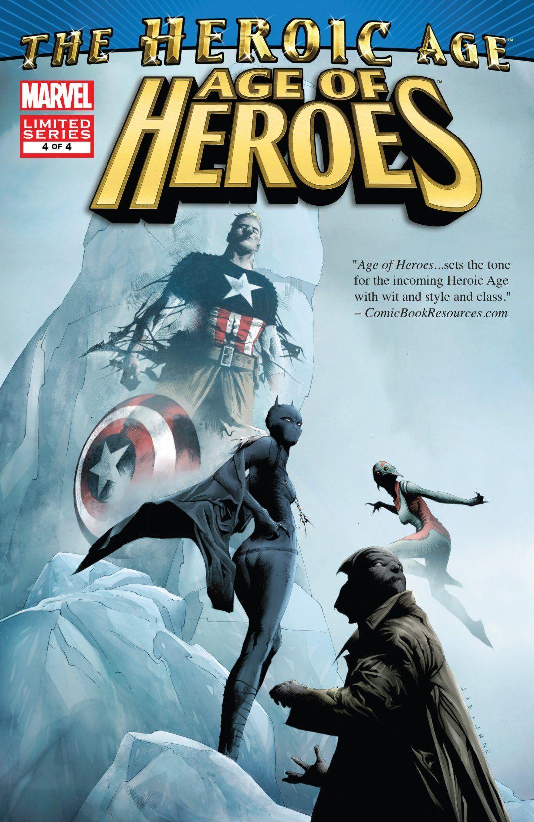 Age of Heroes Vol 1 4