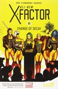 All-New X-Factor TPB Vol 1 2 Change of Decay