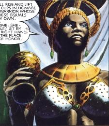 Ashake (Meroë) (Earth-616)