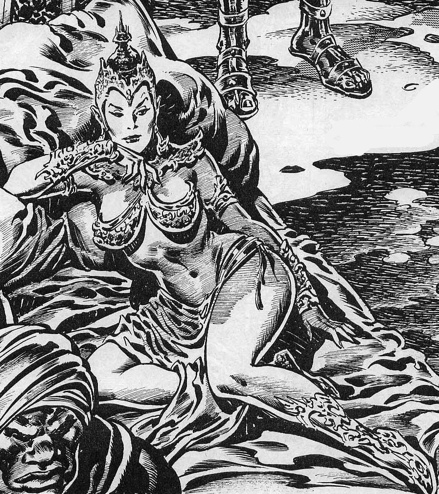 Athyr-Bast (Earth-616)
