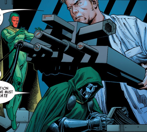 Robot Avengers (Earth-13133)