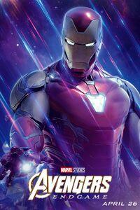 Avengers Endgame poster 041 Variant