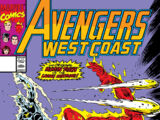 Avengers West Coast Vol 2 63