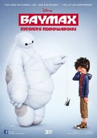 Big Hero (film) poster 009