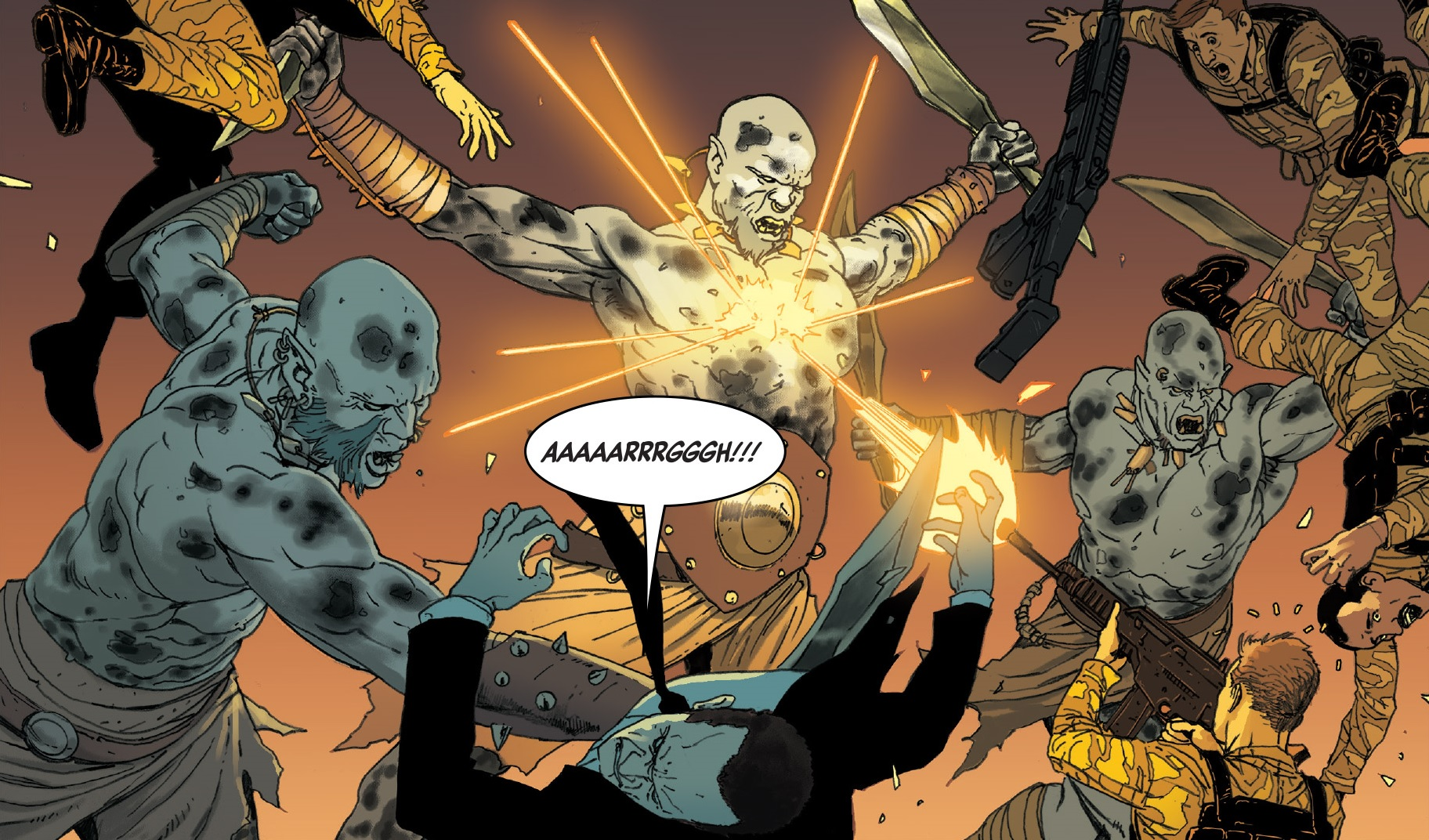 Black Ice Berserkers (Earth-616)