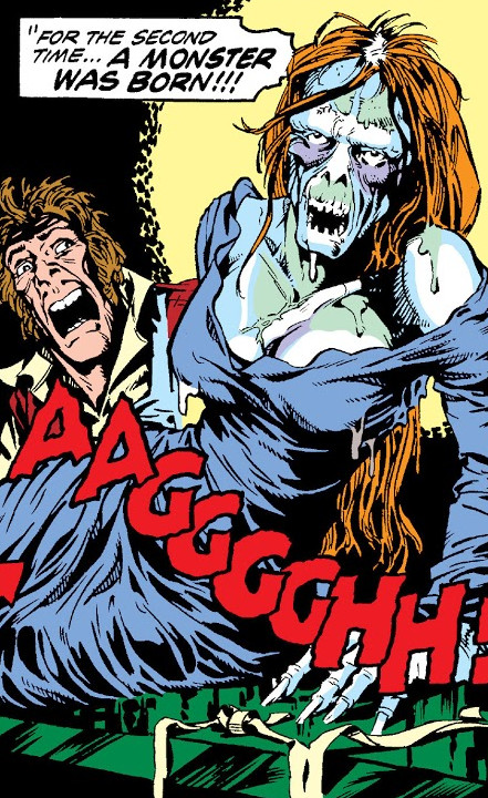 Bride of Frankenstein (Earth-616)