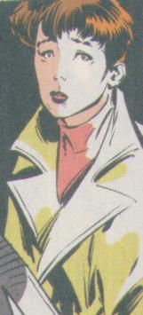 Carol Hines (Earth-616)