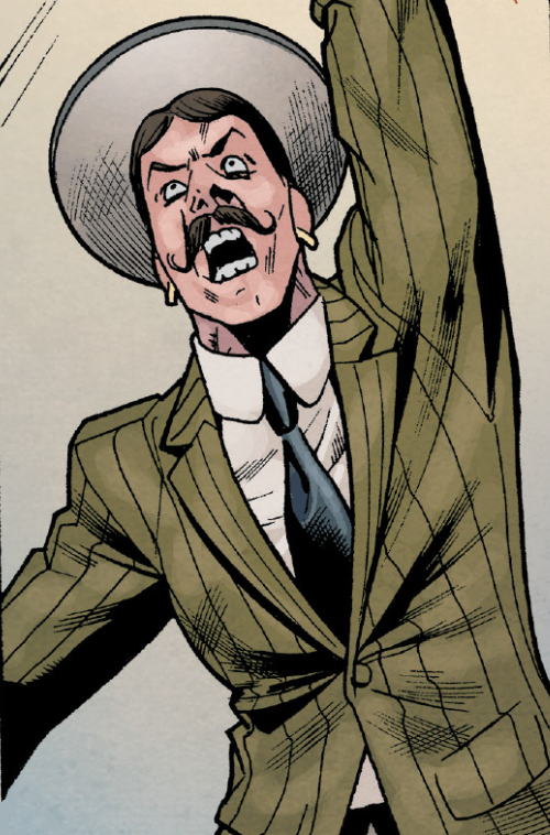 Clifford Michaels (Earth-616)