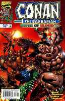 Conan the Barbarian River of Blood Vol 1 3