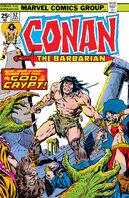 Conan the Barbarian Vol 1 52