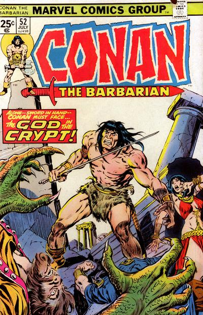 Conan the Barbarian Vol 1 52