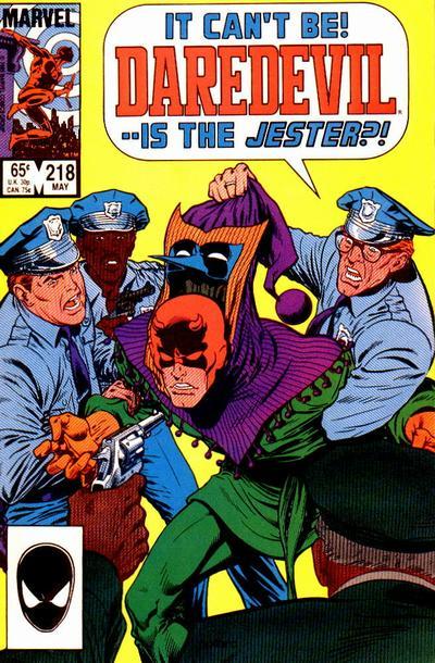 Daredevil Vol 1 218