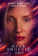 Dark Phoenix (film) poster 005