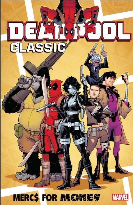 Deadpool Classic Vol 1 23