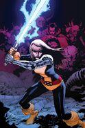 Doctor Strange Damnation Vol 1 3 New Mutants Variant Textless