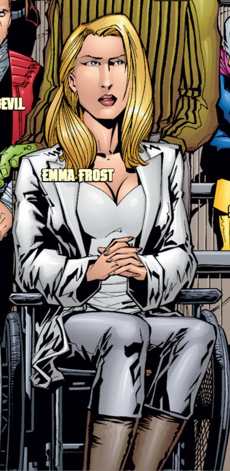 Emma Frost (Earth-8545)