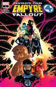 Empyre Fallout Fantastic Four Vol 1 1