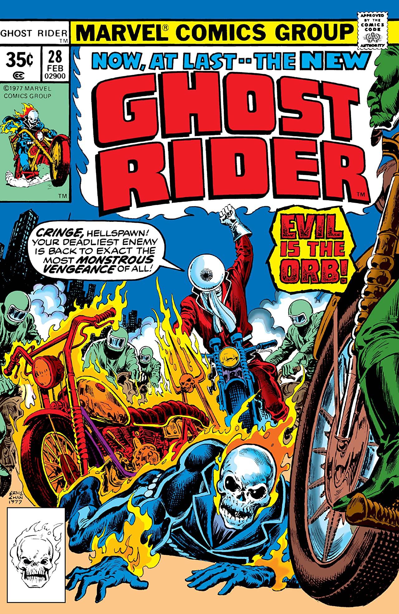 Ghost Rider Vol 2 28