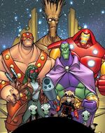 Guardians of the Galaxy (Earth-TRN421)