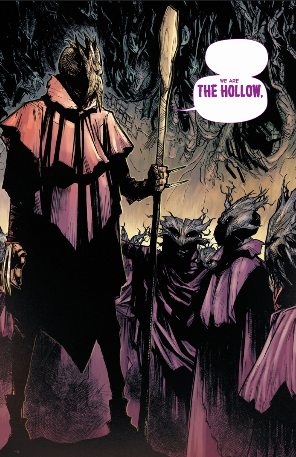 Hollow (New Orleans) (Earth-616)